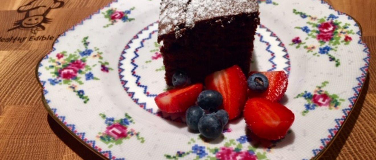 jiffy chocolate cake
