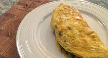farm fresh omelette
