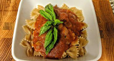 tuscan style tomato sauce
